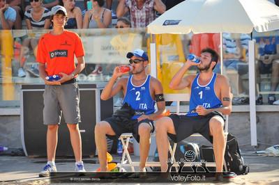 Daniele Lupo e Paolo Nicolai > FIVB Beach Volleyball World Tour | Rome Grand Slam 2013