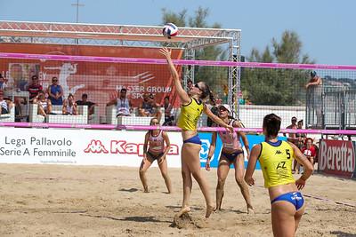 Lega Volley Summer Tour 2019 21^ Coppa Italia di Sand Volley 4x4 Semifinali e Finali Marina di Vasto (CH) - Domenica 7 luglio 2019
