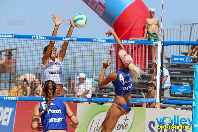 Samsung Lega Volley Summer Tour 2017 19^ Coppa Italia Samsung - Fase a Gironi Pesaro - Sabato 8 luglio 2017
