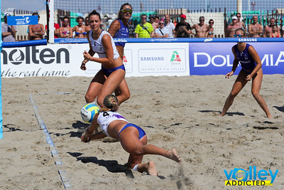 Samsung Lega Volley Summer Tour 2017 6^ All Star Game - Fase a girone e incroci Riccione - Sabato 15 luglio 2017
