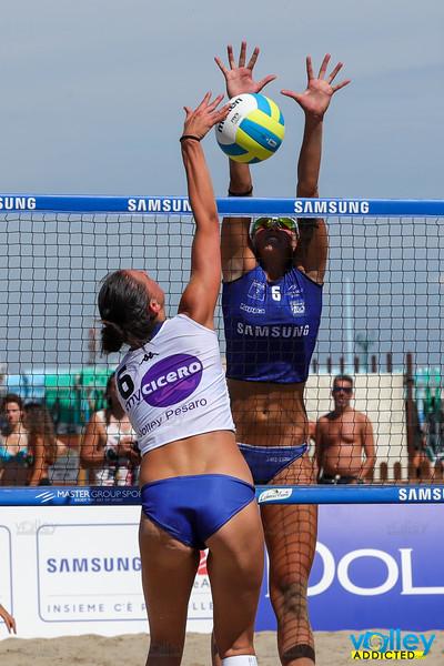 Samsung Lega Volley Summer Tour 2017 6^ All Star Game - Fase a girone e incroci Riccione - Sabato 15 luglio 2017