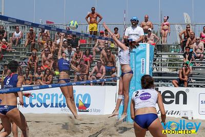 Samsung Lega Volley Summer Tour 2017 13^ SuperCoppa Italiana - Fase a gironi Cesenatico - Sabato 22 luglio 2017