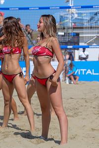 Samsung Lega Volley Summer Tour 2018 20^ Coppa Italia di Sand Volley 4x4 Fase finale Lido di Camaiore (LU) - Domenica 8 luglio 2018