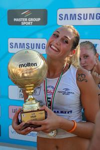 Samsung Lega Volley Summer Tour 2018 20^ Coppa Italia di Sand Volley 4x4 PREMIAZIONI Lido di Camaiore (LU) - Domenica 8 luglio 2018