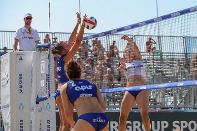 Samsung Lega Volley Summer Tour 2018 Scudetto - Sand Volley 4x4 Fase Finale Lignano Sabbiadoro (UD) - Sabato 28 luglio 2018