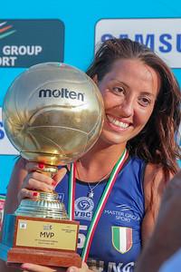 Samsung Lega Volley Summer Tour 2018 Scudetto - Sand Volley 4x4 Premiazioni Lignano Sabbiadoro (UD) - Sabato 28 luglio 2018
