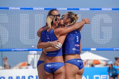 Samsung Lega Volley Summer Tour 2018 Trofeo Città di Riccione - Sand Volley 4x4 Fase Finale Riccione (RN) - Domenica 22 luglio 2018