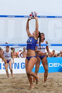 Samsung Lega Volley Summer Tour 2018 Trofeo Città di Riccione - Sand Volley 4x4 Fase a gironi e fase ad incroci Riccione (RN) - Sabato 21 luglio 2018