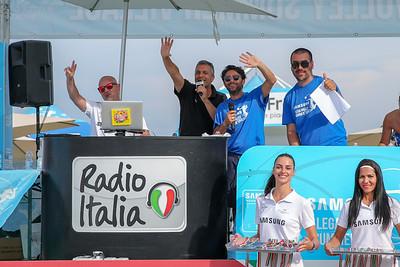 Samsung Lega Volley Summer Tour 2018 Trofeo Città di Riccione - Sand Volley 4x4 Premiazioni Riccione (RN) - Domenica 22 luglio 2018