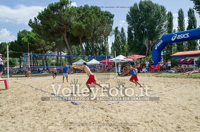 Finale 3º/4º posto: COLZI-PUCCINELLI, APRILE-APRILE
