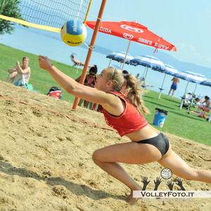 """Beach Volley, Femminile, Lago Trasimeno, Umbria - Torneo Beach Volley dell'Umbria 2013, """"La Marangola Sports Beach"""" Castiglione del Lago PG"""