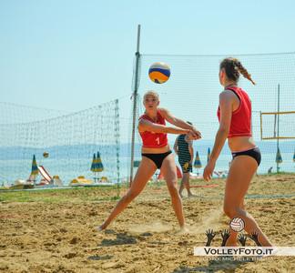 Beach Volley, Femminile, Lago Trasimeno, Umbria - Torneo Beach Volley dell'Umbria 2013, La Marangola Sport Beach Castiglione del Lago PG