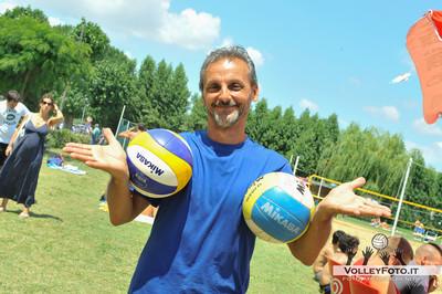 """Gianluca Carloncelli - Torneo Beach Volley dell'Umbria 2013, """"La Marangola Sports Beach"""" Castiglione del Lago PG"""
