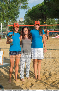 Jessica Allegretti, Martina Escher, 2ª classificata