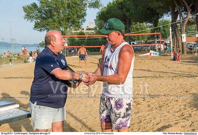 Umbria Cup 2015 • Premiazioni