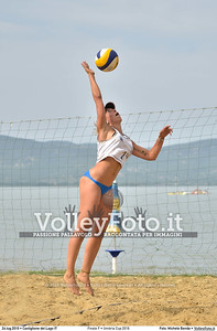 FINALE Femminile: Raimondo - Di Nardo Di Maio vs. Montani - Micheletti Umbria Cup 2016 Beach Volley  La Merangola Sport Beach, Castiglione del Lago PG, 24.07.2016 • FOTO: Michele Benda © 2016 Volleyfoto.it, all rights reserved [id:20160724._MB31971]