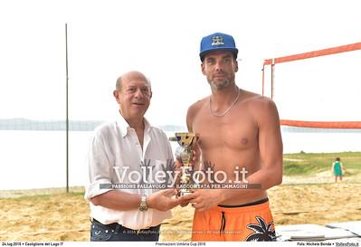 Gianluca Casadei, MVP del Torneo