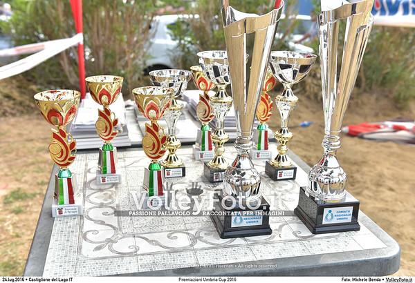 Premiazioni Umbria Cup 2016