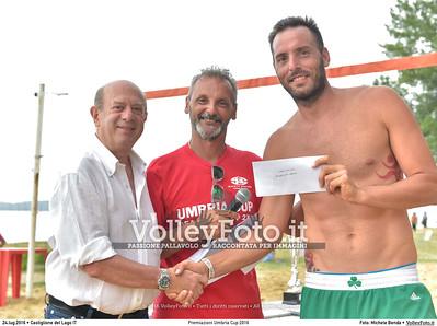 Ivan Francescato, 5º classificato, in coppia con, Benito Marinucci