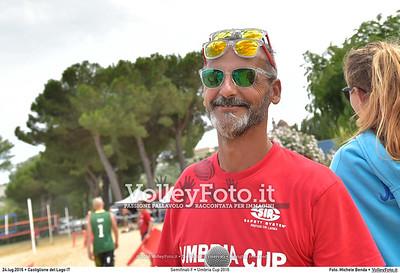 Semifinali F • Umbria Cup 2016