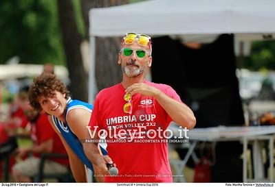 Semifinali M • Umbria Cup 2016