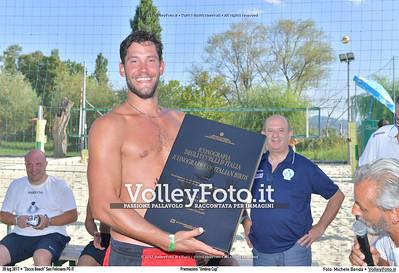 Matteo Bertoli, maggior numero di punti guadagnati in entrambe le tappe