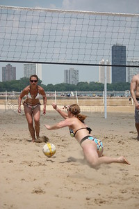 20100625 Bonedigger Volleyball Event - Montrose Beach