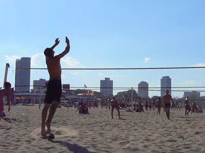 20100717 EVP Pro & Amateur Beach Volleyball  - Chicago