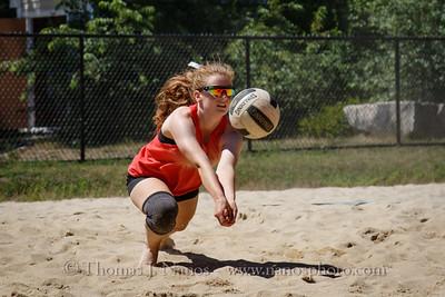 2018-07-08 Westerly Volleyball Association Juniors Beach Doubles