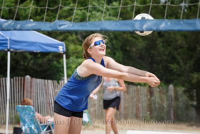 2018-07-15 The Sandbox Juniors Beach Volleyball Tournament (Esker Point Beach Groton)