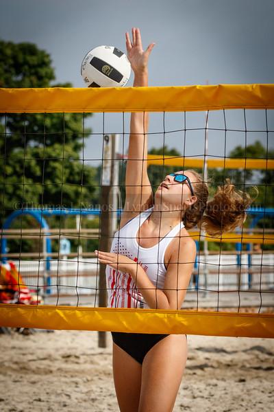 The Sandbox Juniors Beach Volleyball Tournament - Ocean Beach Park