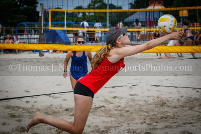 2019-08-18 - The Sandbox Juniors Beach Volleyball Tournament - Ocean Beach Park