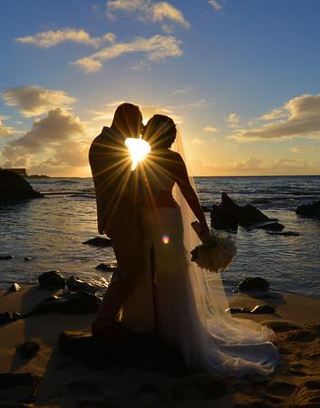 Turtle Bay Hawaii - Holly & Scott