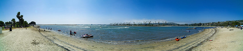 DeAnza Cove, Mission Bay, San Diego<br /> 2006-08-20