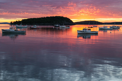 Bar Harbor Dawn