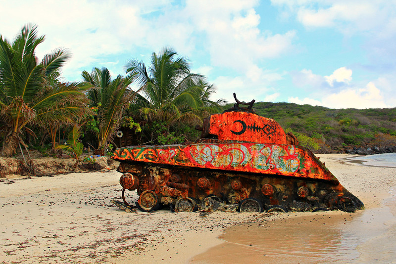 Flamenco Beach-Culebra