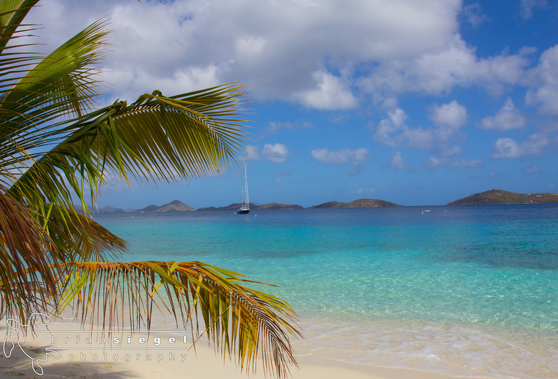Salomon Beach, St. John USVI
