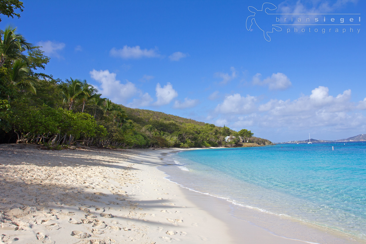 Honeymoon Beach at Caneel Bay Resort St. John, USVI
