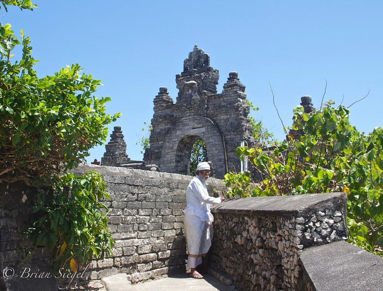 Ulluwatu Temple, Bali