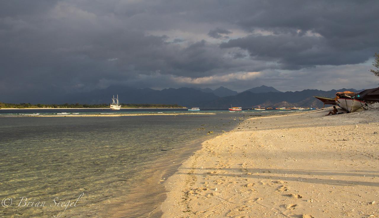 Gili Trawangan, Indonesia.