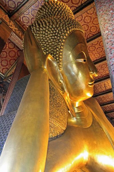 Reclining Buddha, Wat Pho.