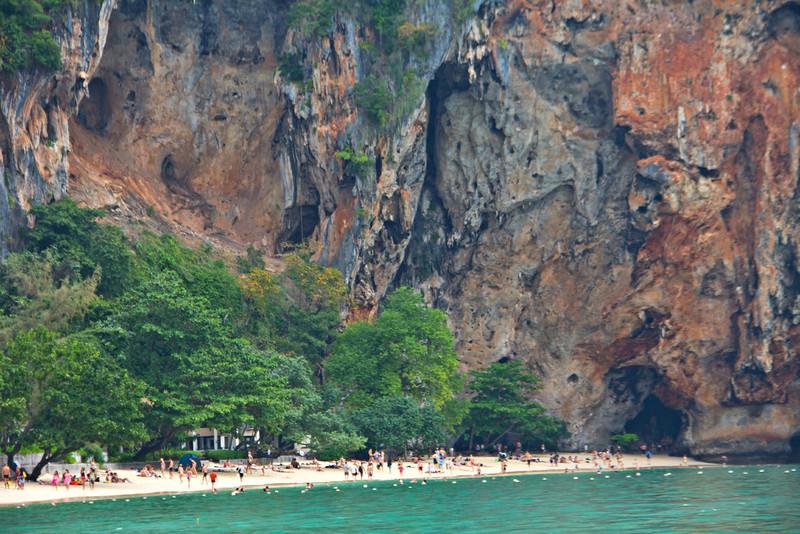 Phra Nang Beach, Krabi Thailand