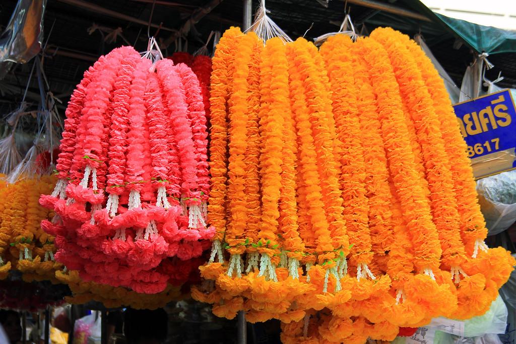 Flower Market, Bangkok Thailand