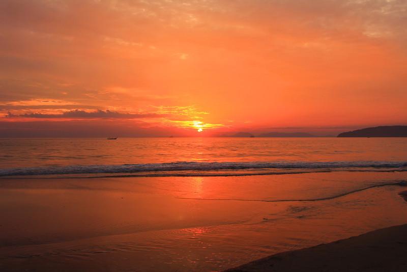 Ao Nang Beach, Krabi Thailand