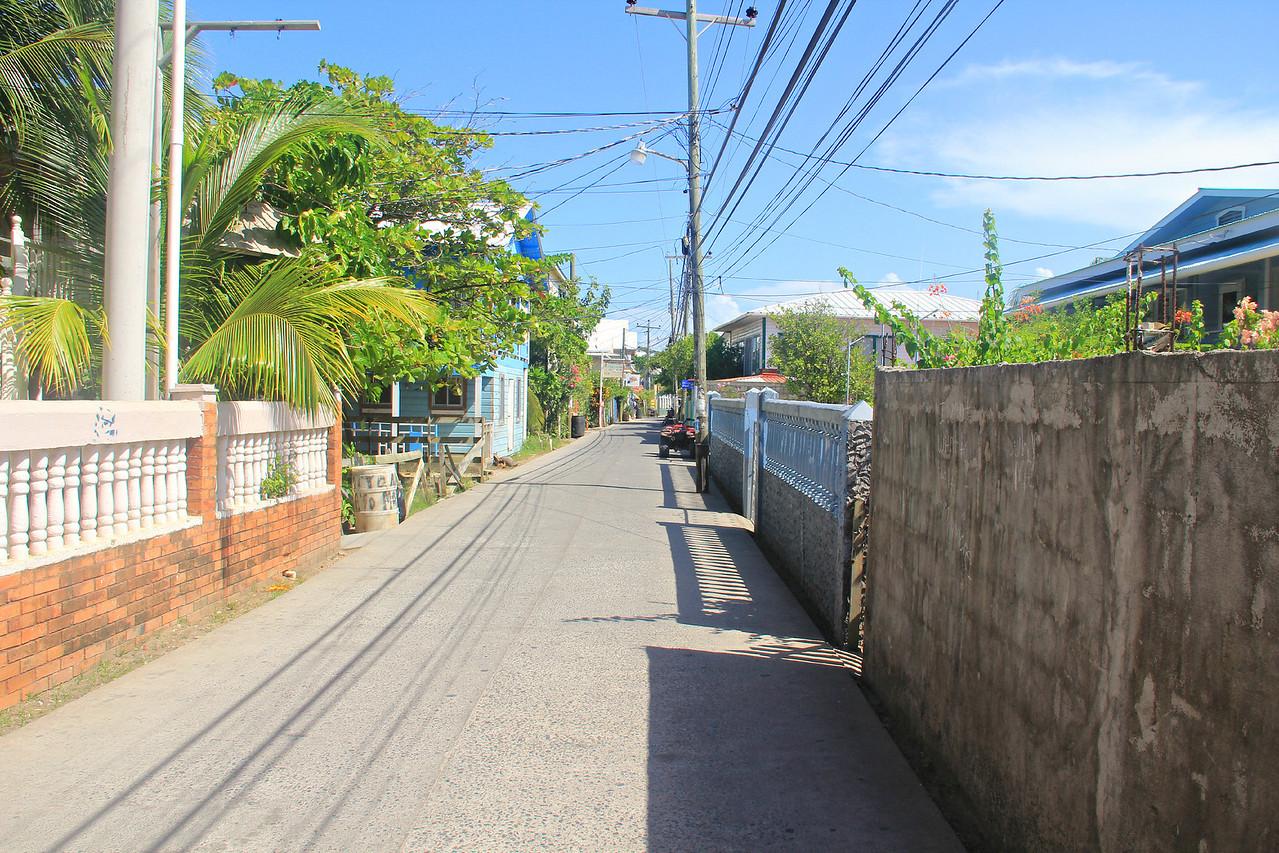 Main Street-Utila