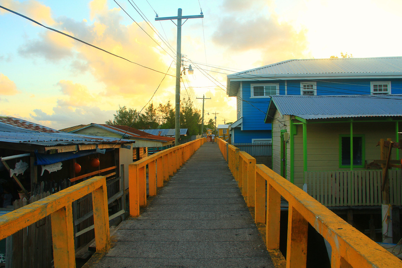 Pigeon Cay- Main Road