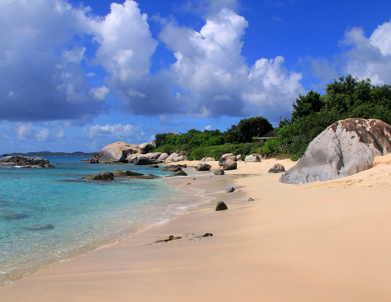 Little Trunk Bay, Virgin Gorda BVI