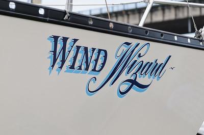 2010 - Boat Name Repainted