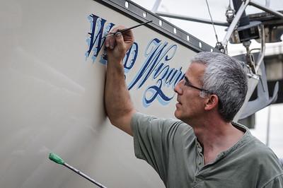 June 2010 - Painter at Work