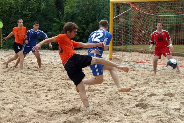 Sport Beach Soccer Swiss Beach Soccer League A  2008